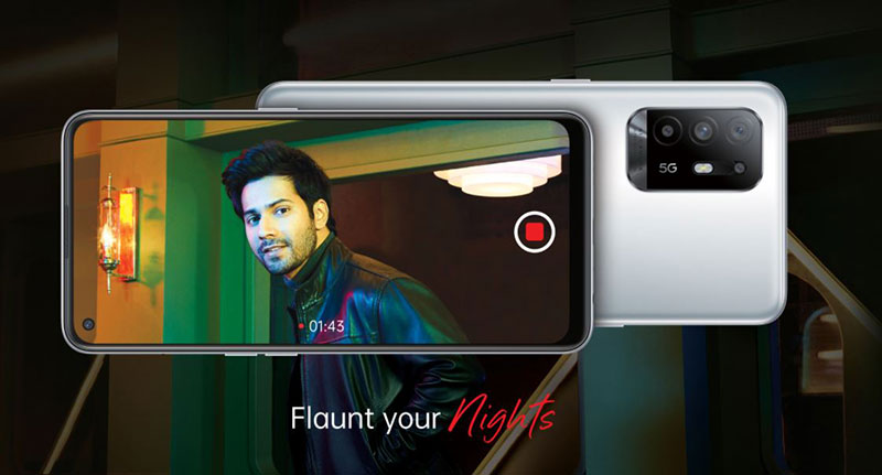 Oppo F19 Pro+ 5G میانردهای با Dimensity 800 و شارژر 50 واتی