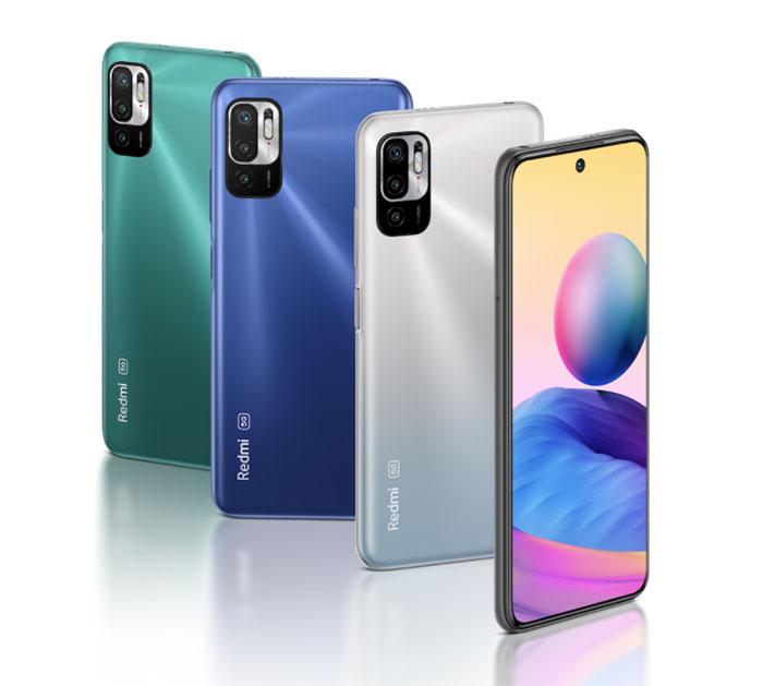 خانواده Redmi Note 10 آمدند: از Pro تا 5G