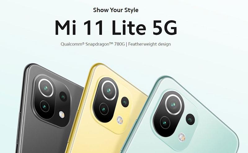 Mi 11 Lite 5G به سبکی رویا به قدرت آذرخش!