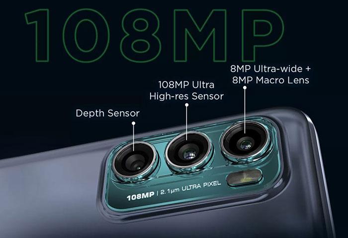 معرفی موتورولا Moto G60 و Moto G40 Fusion با SD732 و باتری 6,000