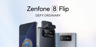 ایسوس Zenfone 8 Flip با دوربینهای چرخشی!