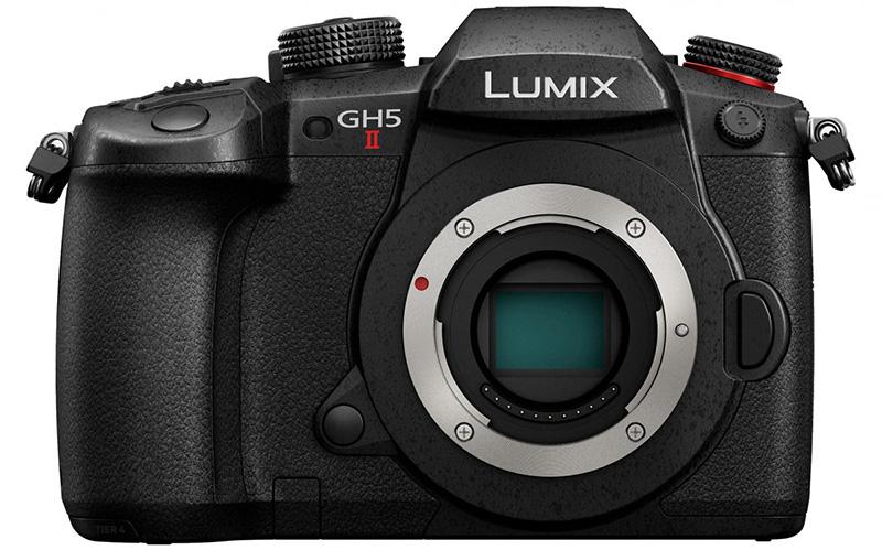 معرفی پاناسونیک لومیکس GH5 II پیشزمینهای برای GH6