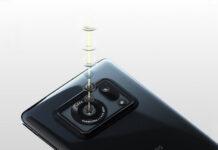 شارپ Aquos R6 با دوربین 1 اینچی و صفحهنمایش 240 هرتزی