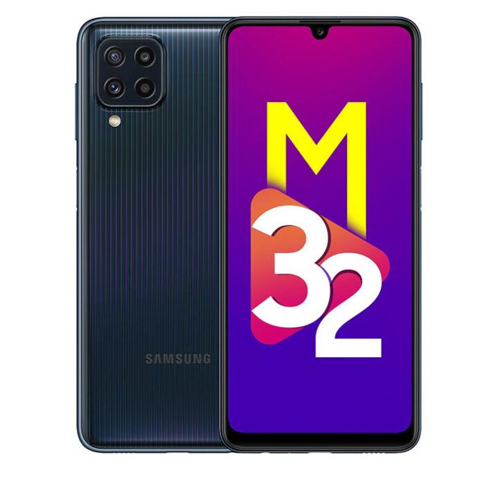 Galaxy M32 میانرده سامسونگ با باتری 6 هزار و نمایشگر 90Hz