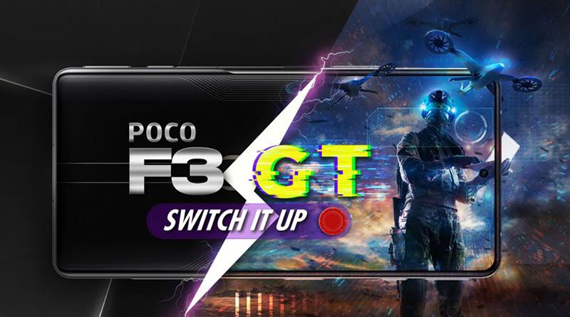 معرفی Poco F3 GT پرچمدار گیمینگ شیائومی با Dimensity 1200