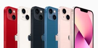 معرفی آیفون 13 و آیفون 13 مینی با دوربینهای جدید