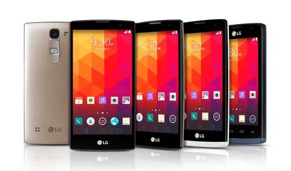 LG Magna و سه گوشی جدید دیگر در این دوره MWC