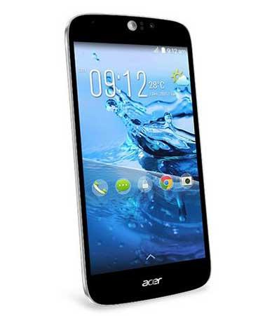 Acer و معرفی 3 اسمارتفون جدید Acer Liquid