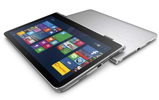 همکاری HP و مایکروسافت در تولید یک لپتاپ: Spectre x360