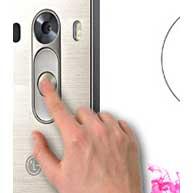 LG G4 با سنسور اثر انگشت