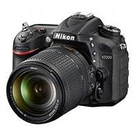 معرفی Nikon D7200 با وایفای و NFC