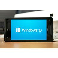 اسکرینشاتهای ویندوز 10 برای موبایل