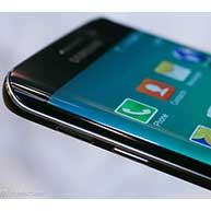 صفحهنمایش خمیده Galaxy S6 Edge