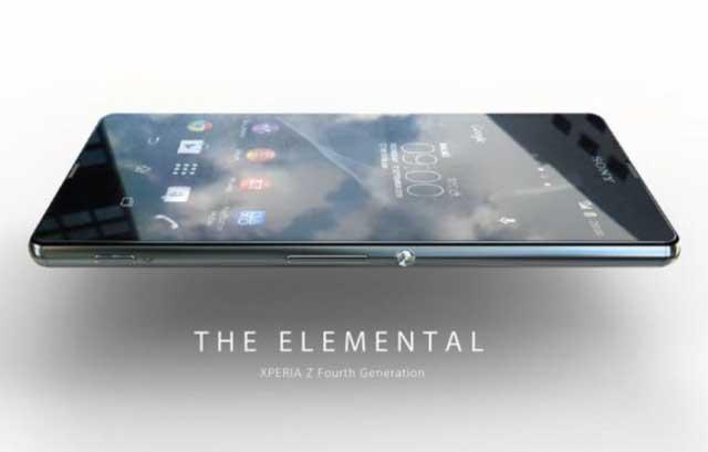 اطلاعات جدید در مورد XPERIA Z4 - فلزی