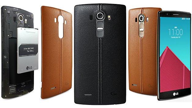 ال جی جی4 - آغاز عرضه جهانی LG G4