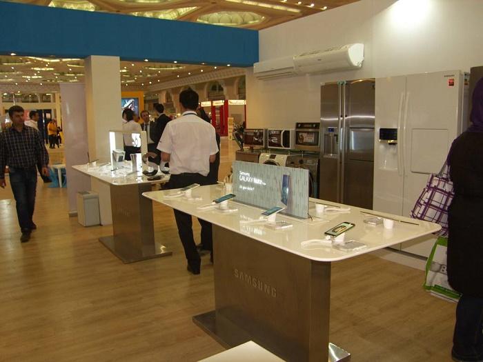 نمایشگاه خدمات پس از فروش سامسونگ - انواع گارانتی