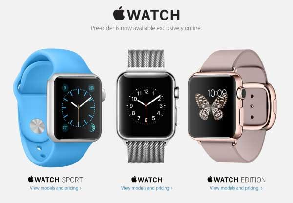 احتمال فروش بالای اپل واچ - apple watch