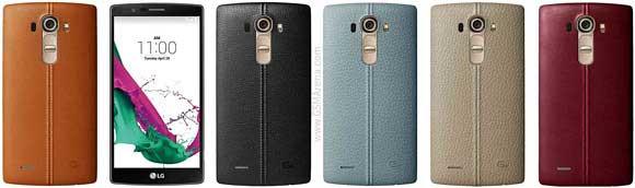 اطلاعات در مورد ال جی جی 4 - LG G4 دو سیم کارته