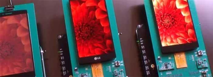 ال جی جی4 - حضور فناوری شارژ سریع در LG G4