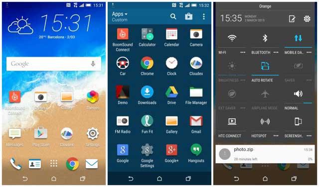 گوشی One M9 - بررسی تخصصی htc one m9
