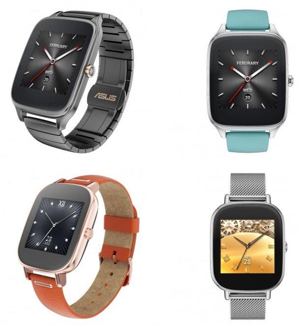 ساعت هوشمند ایسوس - اسمارت واچ - کامپیوتکس
