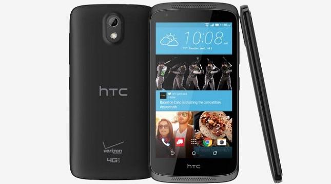 گوشی ساده - ارائه چهار گوشی دیزایر جدید توسط htc