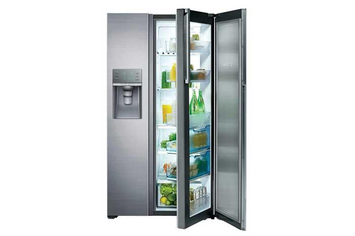 رژیم غذایی - یخچال showcase سامسونگ