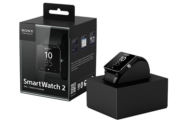 ساعت SmartWatch 2 - ارائه +z3 با اسمارت واچ 2 رایگان