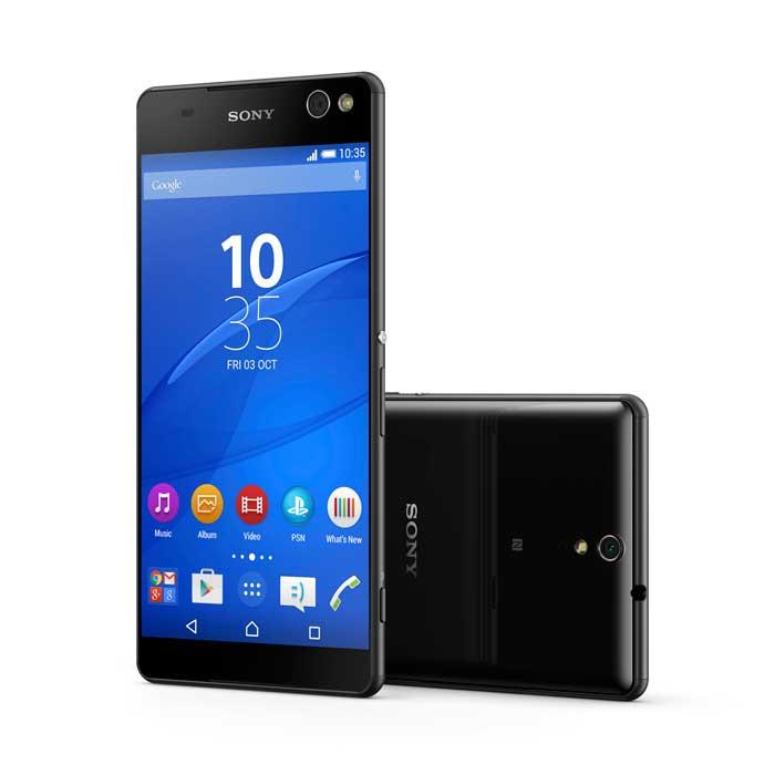 سونی اکسپریا C5 Ultra و M5 - اسمارت فون های C5 ultra و M5 از سوی سونی