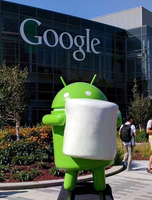 اندروید 6 مارشمالو - Android 6 Marshmallow