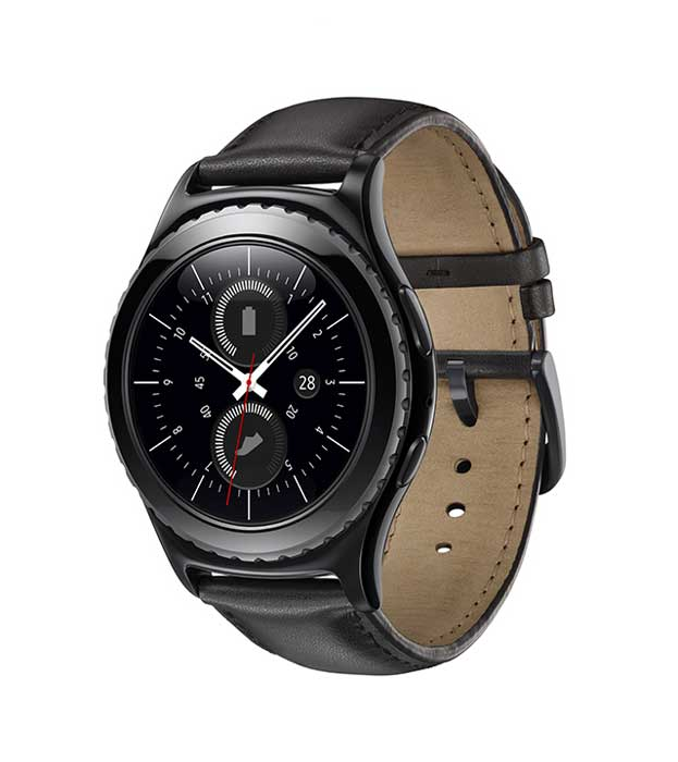 مشخصات Gear S2 - معرفی ساعت سامسونگ gear s2