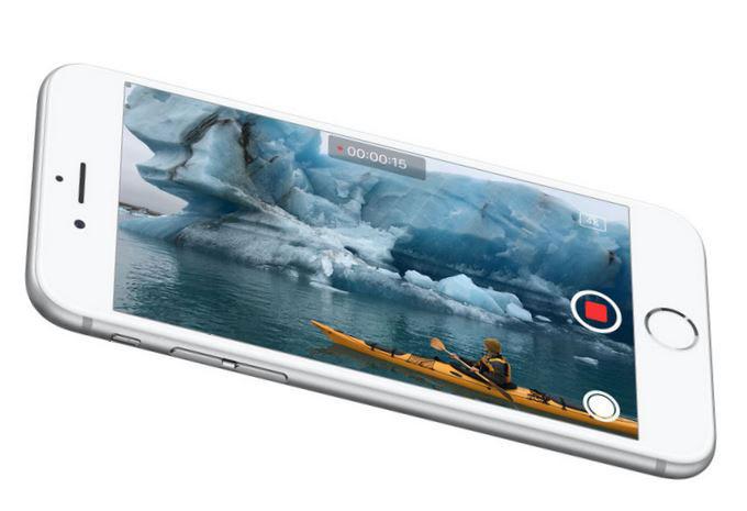 iPhone6S - فیلمبرداری 4k در آیفون های 6s و 6s plus