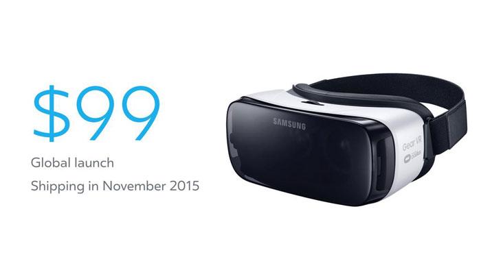 Gear-VR - هدست جدید gear vr