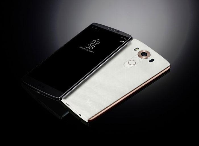 LG-V10 - معرفی رسمی گوشی LG V10