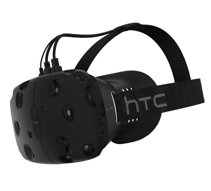HTC Vive - جدا شدن بیزینس vr اچ تی سی از موبایل