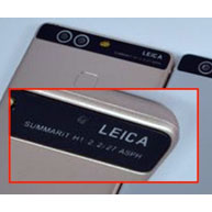 تجهیز هواوی p9 به دوربین leica