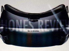 نمایش تصویر عینک واقعیت مجازی جدید سامسونگ برای نوت 7