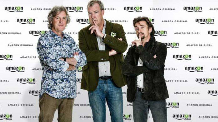 بازگشت جرمی کلارکسون ، جیمز می و ریچارد هموند در شوی grand tour