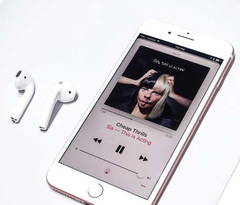معرفی رسمی اپل آیفون 7 و آیفون 7 پلاس