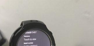 اطلاعات در مورد ساعت هوشمند htc