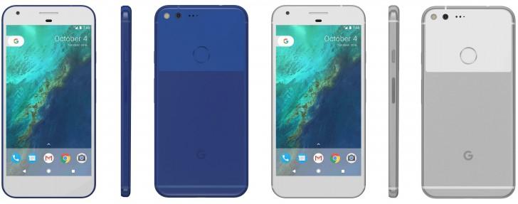 رونمایی از pixel و pixel XL گوگل