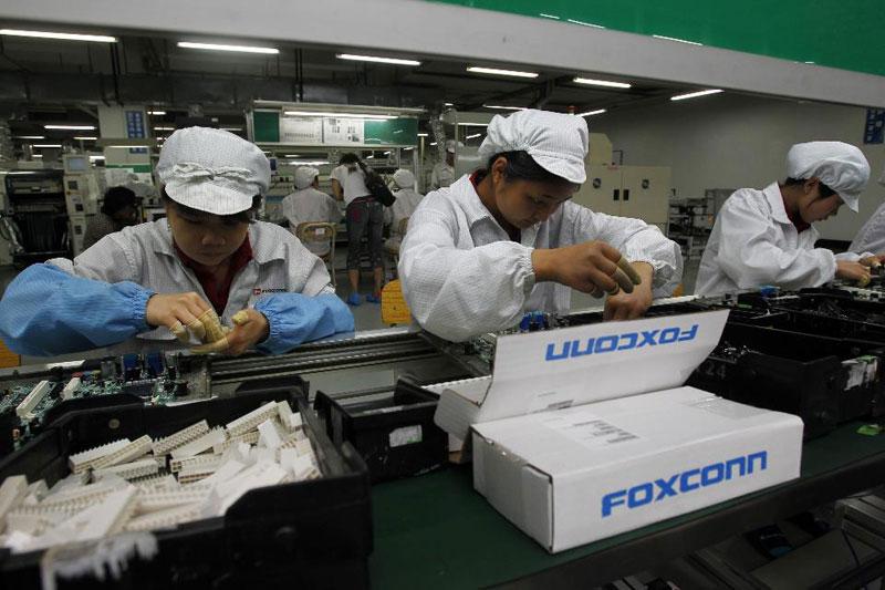 امکان انتقال کارخانه اپل به آمریکا