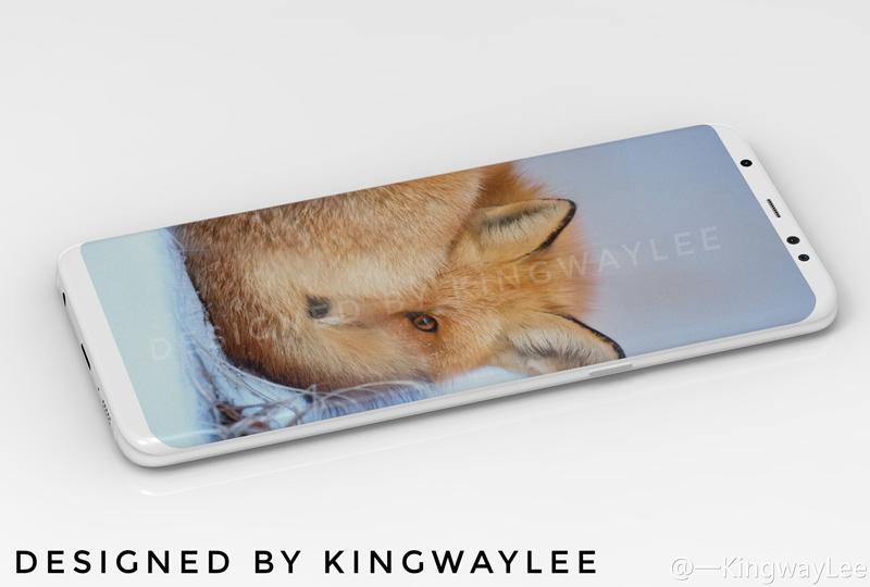 گلکسی S8 واقعی چقدر به این کانسپتهای زیبا شباهت دارد؟