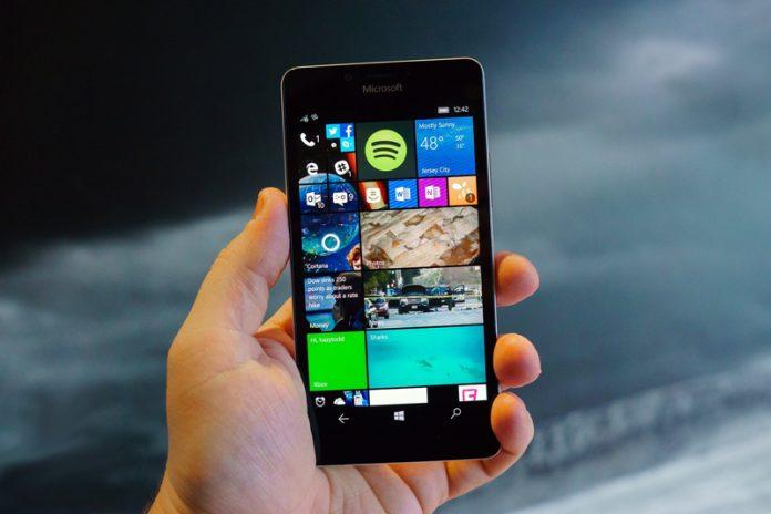 اطلاعات در مورد آپدیت ویندوز 10 موبایل در سال 2017