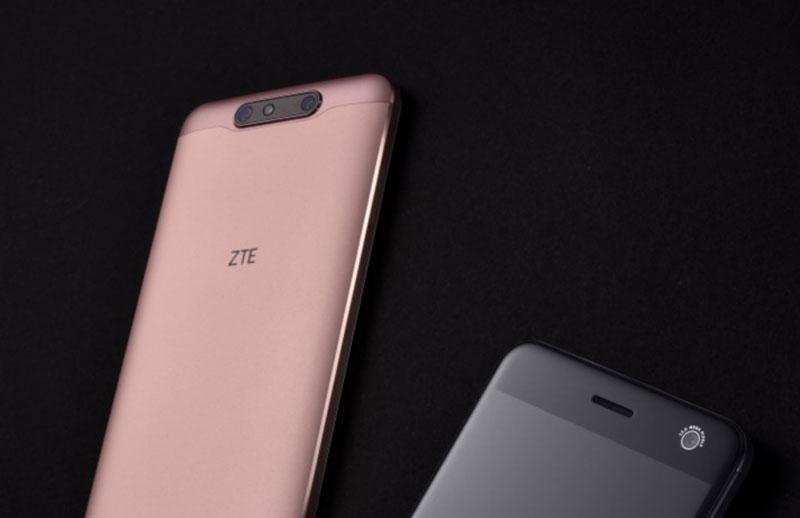 معرفی ZTE Blade V8 در CES 2017
