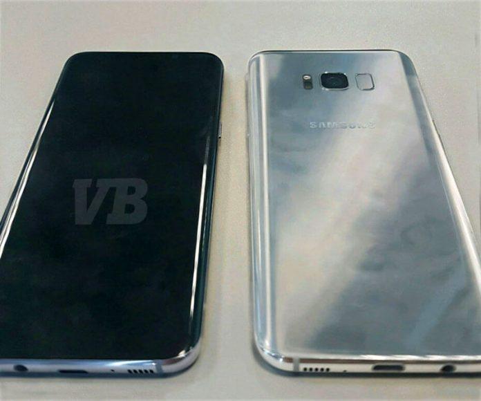 تصاویر خیالی را رها کنید؛ این خود گلکسی S8 است!