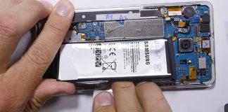 علت اصلی انفجار گلکسی نوت 7 مشخص شد: باتری!