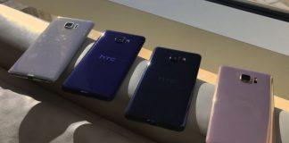 تصاویر HTC U Ultra همراه با X10 و U Play
