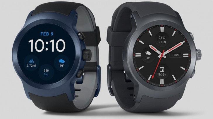 گوگل و الجی رسما Watch Style و Watch Sport را معرفی کردند