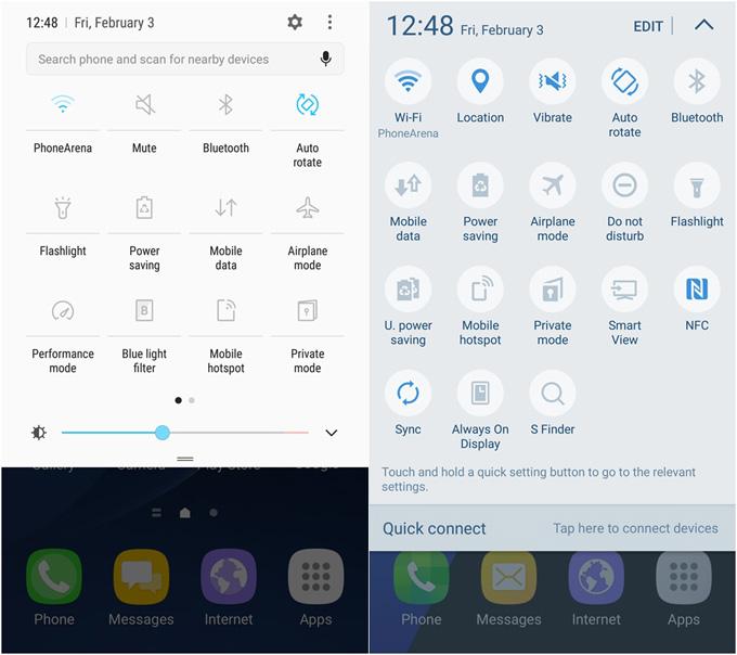 10 تغییر جدیدی که اندروید 7 برای گلکسی S7 ایجاد میکند
